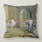 Coussin Edgar Degas | le foyer de danse à l'opéra