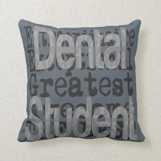 Coussin Étudiant dentaire Extraordinaire