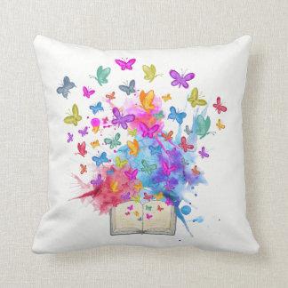 Coussin Explosion de papillons