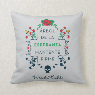 Coussin Frida Kahlo | Árbol De La Esperanza