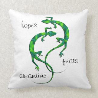 Coussin Geckos