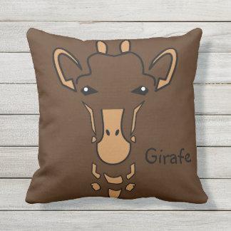 Coussin Girafe
