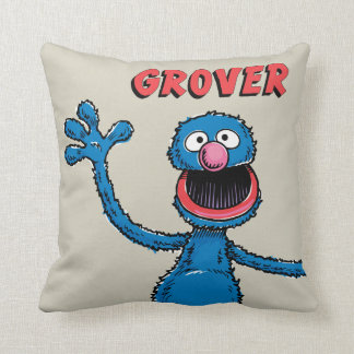 Coussin Grover vintage