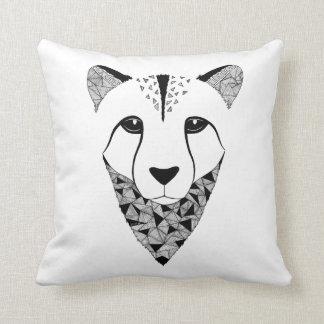 Coussin guepard cheetah