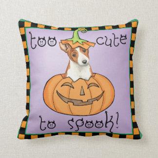 Coussin Halloween Basenji