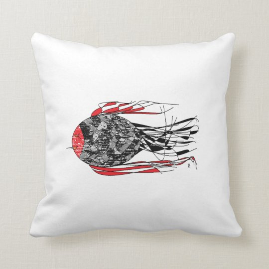 Coussin happy fish