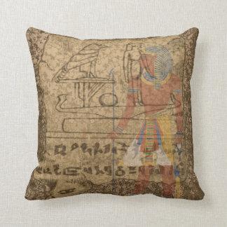 Coussin Hiéroglyphique égyptien