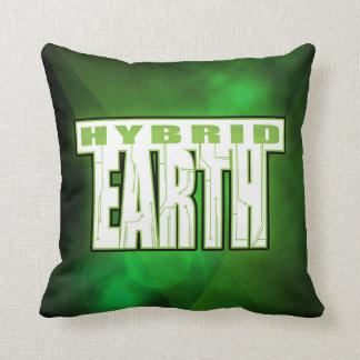 Coussin hybride de la terre - carré