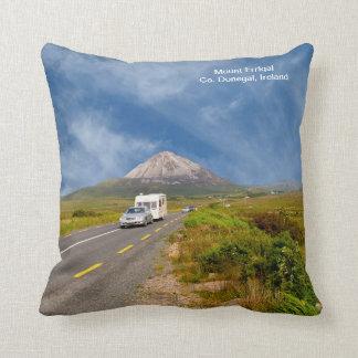 Coussin Image irlandaise pour le carreau de polyester