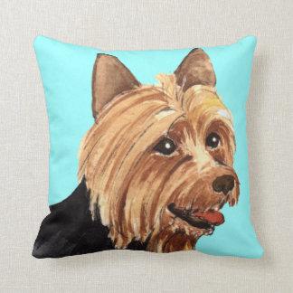 Coussin J'aime mon Terrier australien