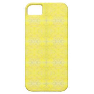 coussin jaune coque iPhone 5 Case-Mate