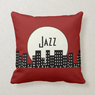 Coussin Jazz (rouge)