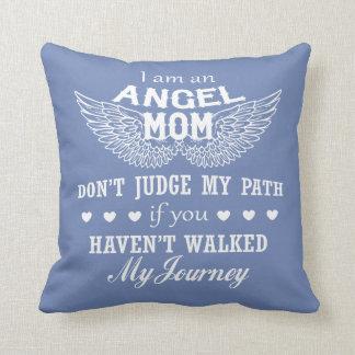 Coussin Je suis une maman d'ange