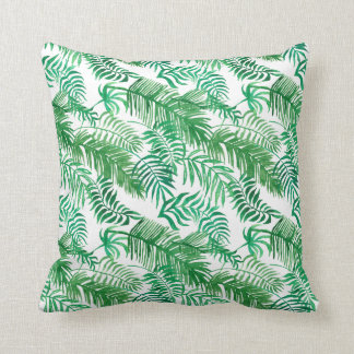 Coussin Jungle sauvage Fonds