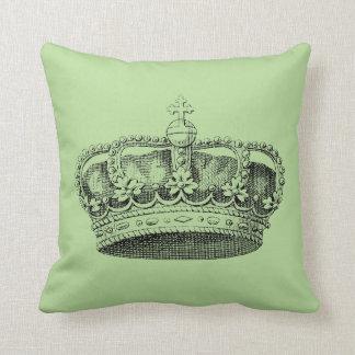 Coussin La couronne royale