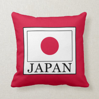 Coussin Le Japon