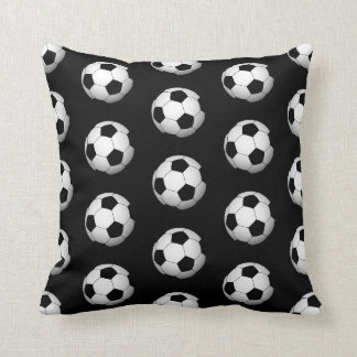 Coussin Les sports de ballon de football d'amusement