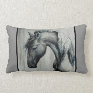 Coussin lombaire de cheval original de beaux-arts