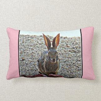 """Coussin lombaire de coton de """"princesse Bunny"""""""