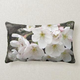 Coussin lombaire de fleur de montagne