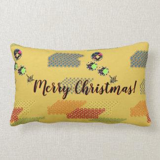 Coussin lombaire de Joyeux Noël