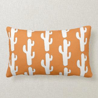 Coussin lombaire de partie de cactus