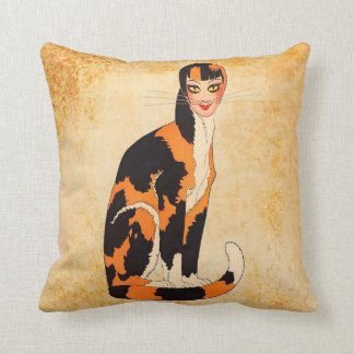 Coussin Madame PILLOW de chat