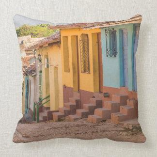 Coussin Maisons résidentielles, Trinidad, Cuba