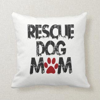 Coussin Maman de chien de délivrance