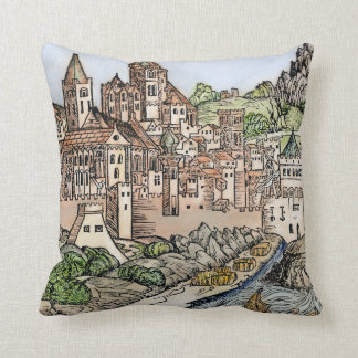 Coussin Mayence, Allemagne, 1493