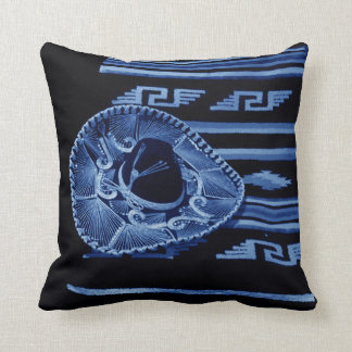 Coussin mexicain indien