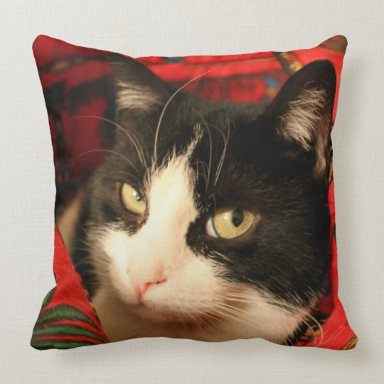 Coussin Miss Elsa by Chat'ventures