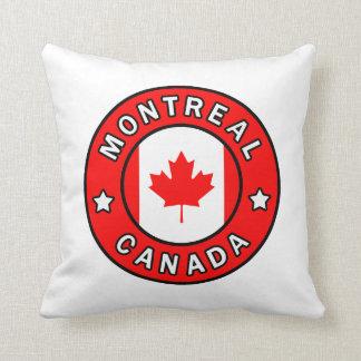 Coussin Montréal Canada