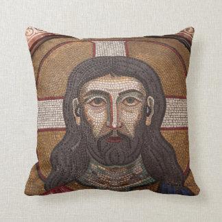Coussin Mosaïque de Jésus