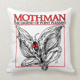 Coussin Mothman : La légende du point agréable