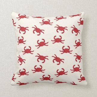 Coussin Motif de crabes