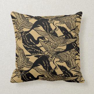 coussins motifs japonais personnalis s. Black Bedroom Furniture Sets. Home Design Ideas