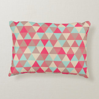Coussin - Motif scandinave triangle