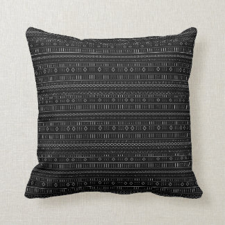 Coussin Mudcloth moderne