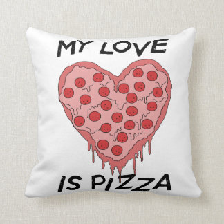Coussin My Love I pizza