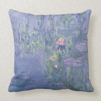 Coussin Nénuphars de Claude Monet |