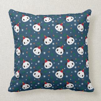 Coussin Noël du panda