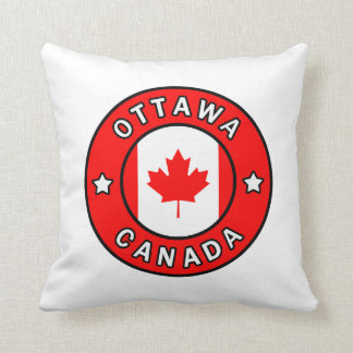 Coussin Ottawa Canada