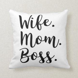 Coussin patron de maman d'épouse