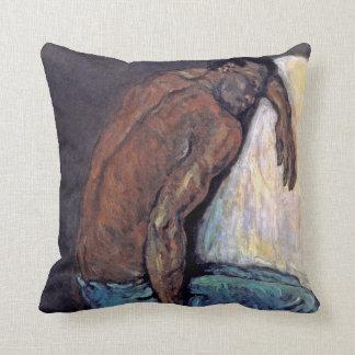 Coussin Paul Cezanne - la peinture de beaux-arts de Scipio