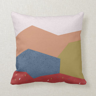 Coussin Paysage abstrait