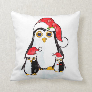 Coussin Père Noël de attente