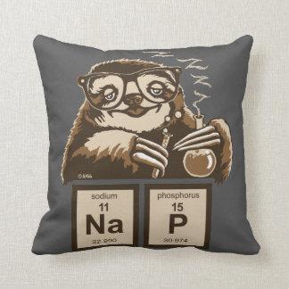 Coussin Petit somme découvert par paresse de chimie
