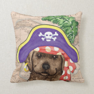 Coussin Pirate de laboratoire de chocolat