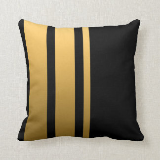 Coussin Rayure triple d'or